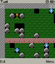 Java Dash screenshot 1